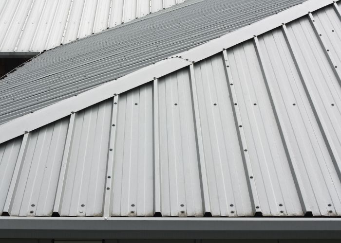 commercial metal roof overland park